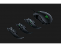 Mouse Razer, 5G optical sensor, Naga Trinity, 3 interchangeable side plates with 2, 7 and 12-button