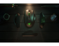 Mouse Razer Naga Pro Wireless Gaming Mouse TECH SPECS FORM FACTOR Right-Handed CONNECTIVITY Razer™