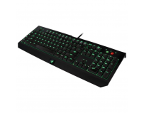 Tastatura Razer BLACKWIDOW 2016, cu fir, US layout, Black, Gaming, Full mechanical keys, Razer Mechanical