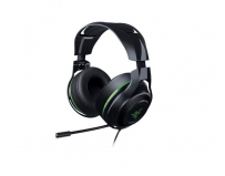 Casti cu microfon Razer ManO'War ManO'War 7.1 Wired Headset - Limited Green Edition, Full size, 20