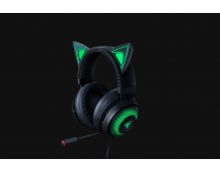Casti cu microfon Razer Kraken Kitty Black USB 7.1 Surround Sound