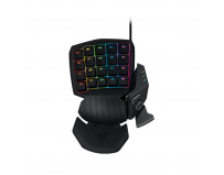 Tastatura Razer ORBWEAVER CHROMA, cu fir, Razer Mechanical Switches with 50 g actuation force, 30 fully