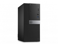 Desktop Dell OptiPlex 3040 MT, Intel Core i3-6100 Processor (Dual Core, 3MB, 4T, 3.7GHz, 65W), Integrated