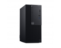 Desktop Dell OptiPlex 3060 MT, Intel Core i3-8100 (6M Cache, 3.60 GHz), Intel Integrated Graphics, 8GB