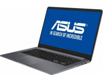 Laptop Asus S510UN-BQ135, 15.6 FHD (1920X1080), Anti-Glare (mat), Wide View, Intel Core I7-8550U (1.8GHz