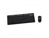 Kit tastatura + mouse Serioux MKM5500, cu fir, multimedia, negru, USB