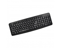 Tastatura Serioux 9400PS, cu fir, US layout, neagra, 104 taste, PS/2