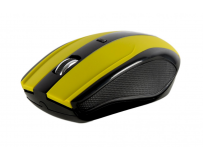 Mouse Serioux, Rainbow 400, fara fir, USB, senzor optic, distanta de operare; 10m, precizie: 1000/1600DPI