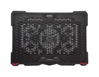 Cooling pad Serioux, SRXNCP035, Dimensiuni: 415*295*27mm , Compatibilitate maxima laptop: 17.3 inch,