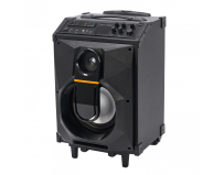 Boxa trolley Serioux, putere totala 40W RMS, conectivitate: Bluetooth, USB, SD, radio FM, AUX, PC in,