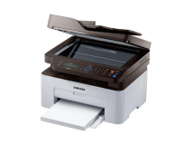 Multifunctional laser mono Samsung SL-M2070FW/SEE, Print/Scan/Copy/Fax, 20 ppm, 1200x1200dpi, ecran
