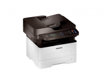 Multifunctional laser mono Samsung SL-M2675F/SEE , Print/Scan/Copy/Fax, 26ppm, 1200x1200 dpi, dimensiune