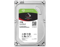 "HDD intern Seagate, 3.5"", 1TB, IronWolf, SATA3, 5200rpm, 64MB"