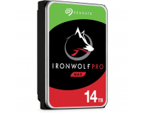 "HDD intern Seagate, 3.5"", 14TB, IronWolf PRO, SATA 6Gb/s 7200rpm, 256MB"