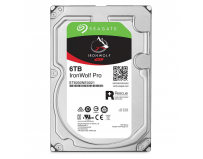"HDD intern Seagate, 3.5"", 6TB, IronWolf PRO, SATA 600 MB/s 7200rpm, 256MB"