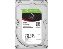 "HDD intern Seagate, 3.5"", 6TB, IronWolf, SATA 6Gb/s 7200rpm, 256MB"