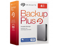 "HDD extern Seagate, 4TB, Backup Plus, 2.5"", USB3.0, argintiu"