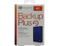 "HDD extern Seagate, 4TB, Backup Plus, 2.5"", USB3.0, albastru"