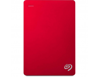 "HDD extern Seagate, 5TB, Backup Plus, 2.5"", USB3.0, Rosu"