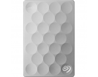 "HDD extern Seagate, 1TB, Backup Plus Ultra Slim, 2.5"", USB3.0, platina"