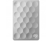 "HDD extern Seagate, 2TB, Backup Plus Ultra Slim, 2.5"", USB3.0, platina"