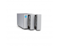 NAS Lacie, 2 Bay, 12TB, USB 3.0, 7200RPM, 2-Bay RAID Array, 2 enterprise class drives, 2 porturi dual
