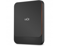 SSD extern Lacie, 1TB, Portable SSD, 1TB, USB 3.0, Read speed: up to 540MB/s, Slim