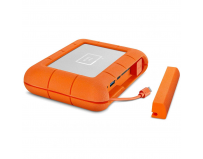 SSD extern Lacie, 2TB, Rugged Type-C, USB3.3, Maximum speed: 950 mb/s, M2 Form Factor, IP67