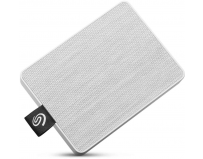 "SSD extern Seagate, One Touch, 2.5"", USB 3.0, Alb"