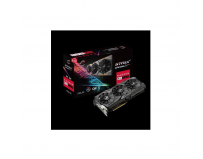 Placa video Asus AMD RADEON RX580, ROG-STRIX-RX580-O8G-GAMING, 8GB GDDR5, Boost Clock: 1380Mhz (OC MODE)/1360Mhz