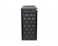 """PowerEdge Tower T140 Server; Intel Xeon E-2224 3.4GHz, 8M cache, 4C/4T,turbo (71W); 3.5"""" Chassis up"""
