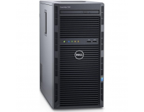 PowerEdge Tower T330 Server; Intel Xeon E3-1230 v5 3.4GHz, 8M cache, 4C/8T, turbo (80W); Chassis with