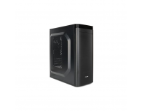 Carcasa Zalman, Mini Tower, T5, No PSU, mITX/mATX, vent incluse: spate1* 92mm; vent optionale: fata