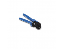 TRENDnet Coaxial Ratchet Crimp Tool, TC-CCT; Crimps RG58/59/62/6 coaxial cables; Durable rubberized