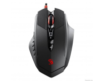 Mouse A4tech cu fir, laser, Bloody TL70, 8200dpi, negru, Avago A9800 Laser Sensor, Omron switches, 0.2ms