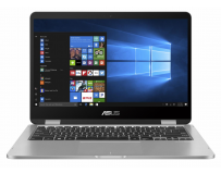 Laptop Asus Transformer Book TP401NA-EC017T, 10.1 WXGA (1280x800) Glare, Touch, Intel Quad-Core Pentium