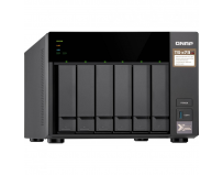 QNAP NAS 6BAY TS-673-4G 2.1GHZ 4GB 2LAN