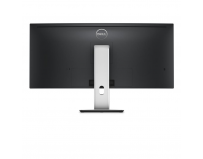 Monitor Dell 34'' 86.5 cm LED IPS (3440X1440) 21:9, 8ms, 5ms GTG, luminozitate 350 cd/m2, contrast 1000:1