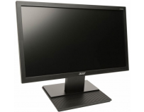 "Monitor 18.5"" ACER V196HQLB LED, FWXGA 1366x768, 5ms, 200 cd/mp, 100M:1/ 600:1, 90/65, VGA, Negru"