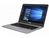 Laptop Asus ZenBook UX310UA-FB581R, 13.3 QHD (3200x1080), anti-glare, Wide View , Intel Core I7-7500U
