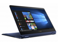Laptop Asus ZenBook Flip UX370UA-C4196T, 13.3 FHD (1920x1080), glare (lucios), Touch, Wide View, Intel