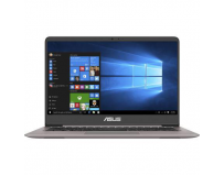 Laptop Asus ZenBook UX410UA-GV155T, 14 FHD (1920x1080), anti-glare (mat), Intel Core i5-7200U (2.5Ghz,