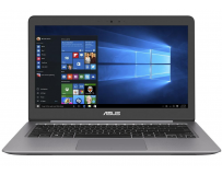 Laptop Asus ZenBook UX410UA-GV163T, 14 FHD (1920x1080), anti-glare (mat), Intel Core i3-7100U (2.4GHz,