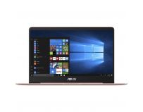 Laptop Asus ZenBook UX430UA-GV104T, 14 FHD (1920x1080), anti-glare (mat), Intel Core i7-7500U (2.7Ghz,