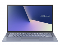 UltraBook ASUS ZenBook 14 UX431FL-AM056, 14 FHD (1920X1080), Glare (lucios), NanoEdge, 86 procente screen-to-body
