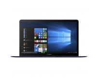 Laptop Asus ZenBook 3 Deluxe UX490UA-BE009T, 14 FHD (1920x1080), Glare (lucios), Gorilla Glass 5, Intel