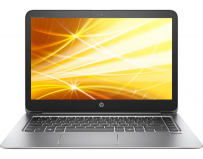 Laptop HP EliteBook Folio 1040 G3, 14 inch LED QHD UWVA Anti-Glare, Intel Core i7-6500U, video integrat