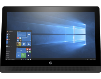 All-in-One HP ProOne 400 G2 20 inch TOUCH LED HD+ (1600x900), Intel Core i5-6500T (2.5 GHz, up to 3.1GHz,