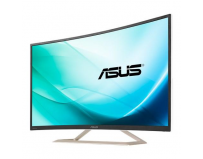 "Monitor 31.5"" ASUS VA326N-W, FHD, Curved, VA, WLED, 16:9, 1920*1080, up to 144 hz, non-glare, 4 ms,"