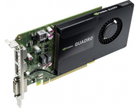 Placa video PNY NVIDIA VCQK2200-PB, Quadro K2200, 4096MB GDDR5, 128 bit, 80 GB/s, 1*DVI, 2*DP, FAN